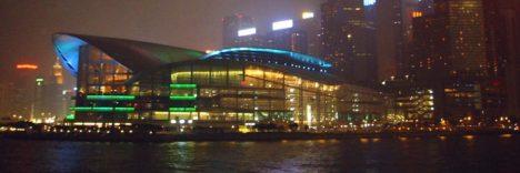 Hongkong bei Nacht © Alan Wu