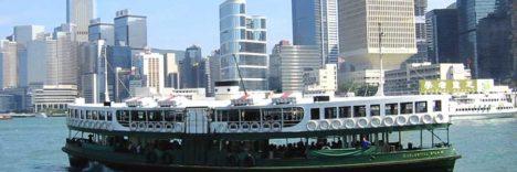 Star Ferry Hongkong © Alan Wu