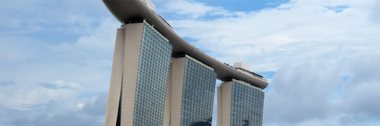 Marina Bay Sands © B&N Tourismus