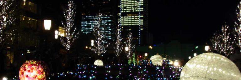 Marunouchi Illumination © Tokyo Convention & Visitors Bureau (TCVB)