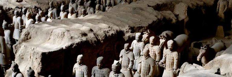 Terrakotta Armee Provinz Shanxi © FVA China